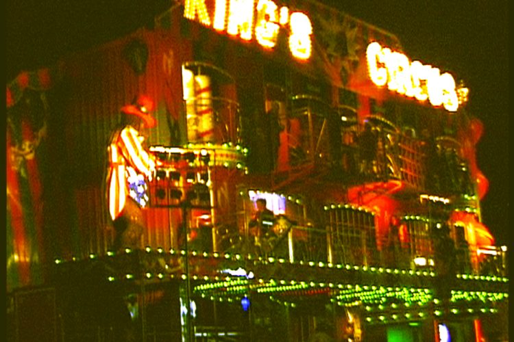 kings circus funfair
